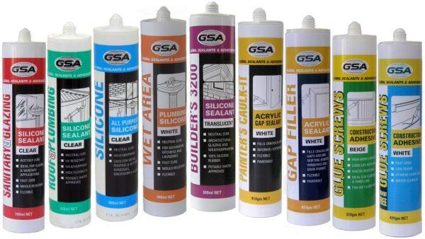 Adhesives & Sealants for Construction and Mining, Perth Australia
