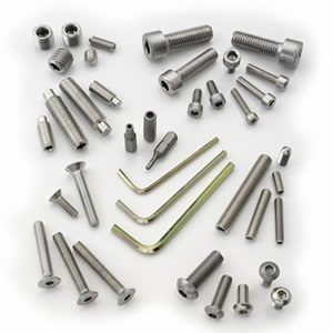 Stainless Steel, Hight Tensile and Carbon Steel Socket Screws, Perth